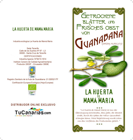 Guanabana Diptico