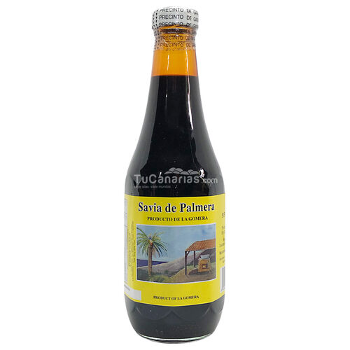 Miel de Palma Gomera Natural 790 g. (515 ml)