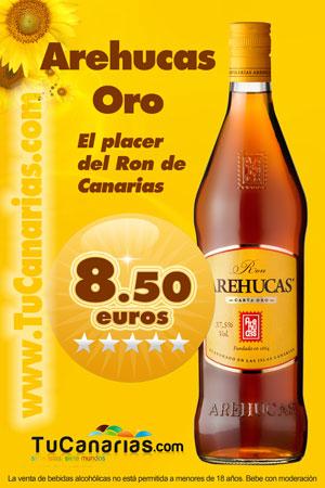 Arehucas Oro TuCanarias.com