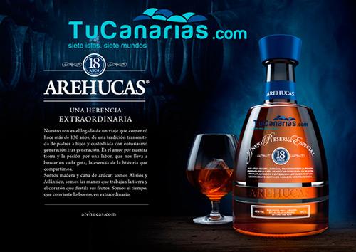 Ron Arehucas 18 años · TuCanarias.com