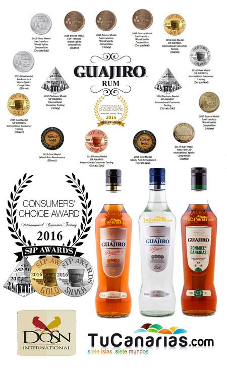 Guajiro Honey Rum