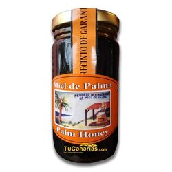 Miel de Palma Gomera Natural 190 g. (135 ml)