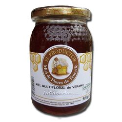 Canary Artisan Natural Honey 500 g