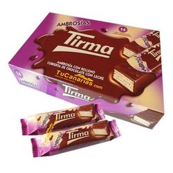 Tirma Ambrosia Chocolate 14 units