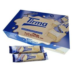 Tirma Ambrosia White Chocolate 14 units