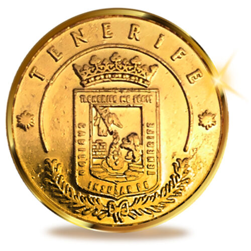 13 Arras Boda Monedas de Tenerife Wedding