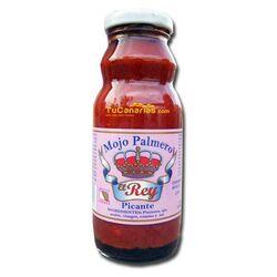 Mojo Sauce La Palma El Rey Spicy