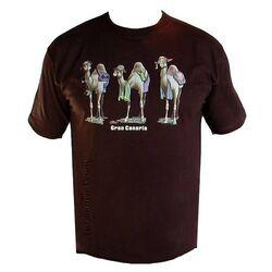 Camiseta Camellos