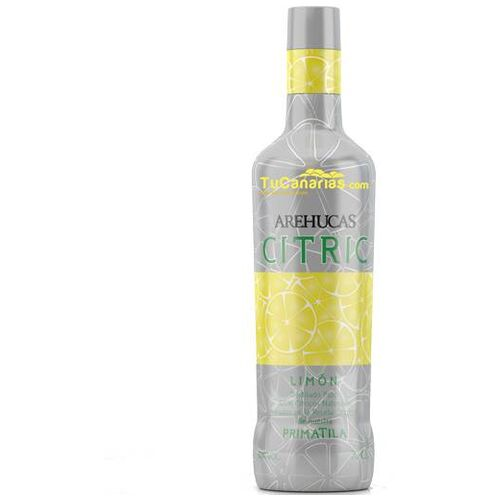 Liquor Arehucas Citric Lemon