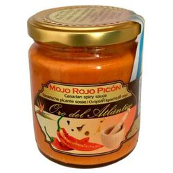 Mojo Red Spicy Sauce Oro Atlantico 250 ml