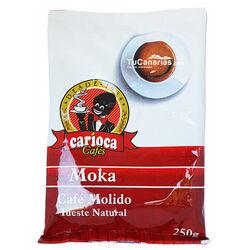 Moka Kaffeepulver Carioca 250g