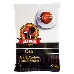 Carioca Arabica Gold Kaffee gemahlener 250g