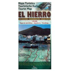 Tourist map of El Hierro