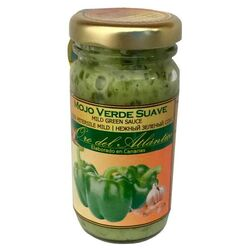 Mojo Green Mild Sauce Oro Atlantico 100 ml