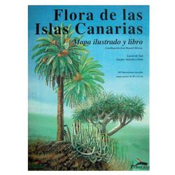 Vegetal life of Canary Islands