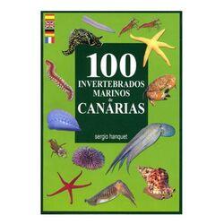 100 Invertebrados Marinos de Canarias