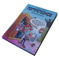 Comic Rompetechos Combinado Risas Tapas Duras Precintado ENVIO GRATIS