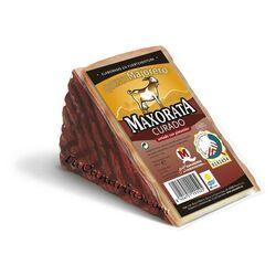 Queso Maxorata Curado Pimenton Cuña 300 g. - Oro Mundial