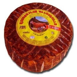 Valsequillo Cheese Ripened Paprika 500 gr. World Bronze 2016