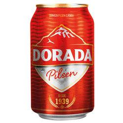 Dorada Beer Pilsen 33 cl