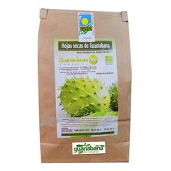 50g. Canary Islands BIO Soursop . Organic Dry Leaves - Natural Dried