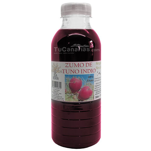 Red Cactus Indian Pure Juice Isla Bonita 500 ml 98%