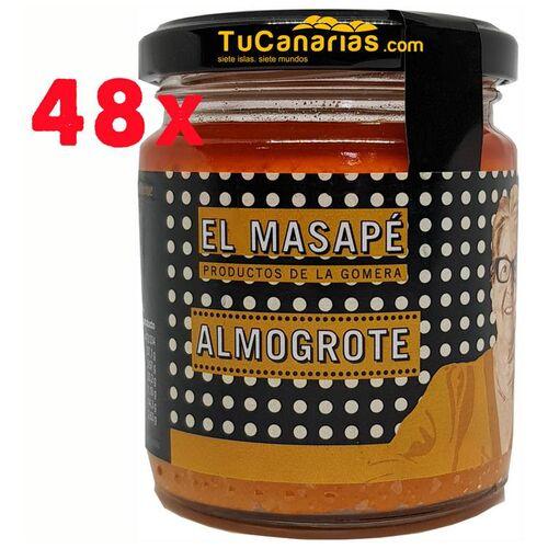 48 Udes Almogrote Gomero Artesano Masape 220g