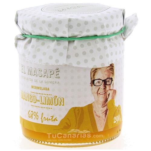Mermelada Masape Mango Limón TuCanarias.com
