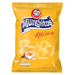 Papas Munchitos Mojo Picon