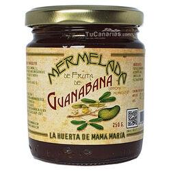 Mermelada Guanabana de Canarias 250g