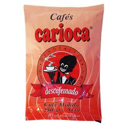 Entkoffeiniert Kaffeepulver Carioca 250g