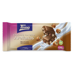 Chocolate Tirma Avellanas Maxi 170g