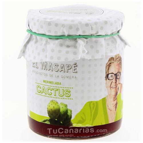 Mermelada Masape Cactus Tuno Indio TuCanarias.com