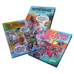 3x2 Comic 13 Rue + Pepe Gotera + Rompetechos Tapas Duras Precintado ENVÍO GRATIS